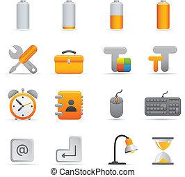 icone,  , 01, computer, giallo