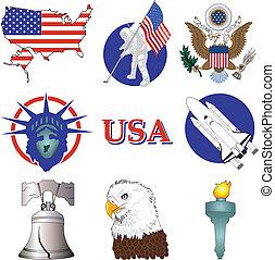 icone americane