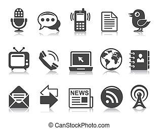 icone, comunicazione