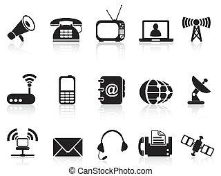 icone, telecomunicazione