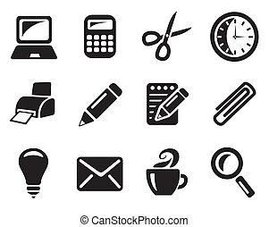 icone ufficio
