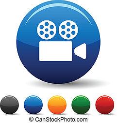 icons., cinema