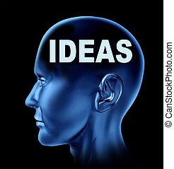 idee, umano
