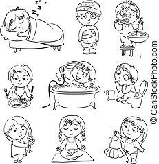 igiene, salute