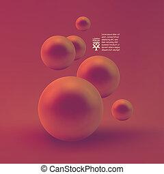 illustration., 3d