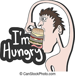 i?m, affamato