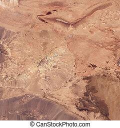 immagine, elementi, terra, space., nasa, vista, ammobiliato, questo