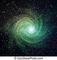 immagine, galassia, spazio