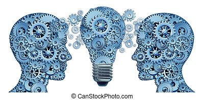 imparare, piombo, strategia, innovazione