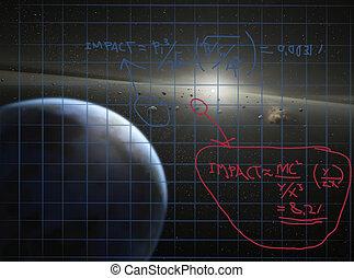 impatto, formula, meteora