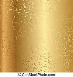 incrinature, oro, struttura