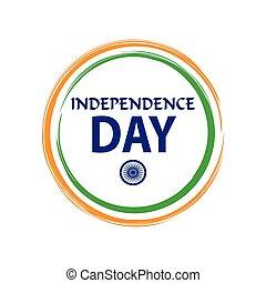 india, giorno, indipendenza