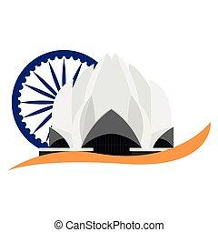 india, posto famoso
