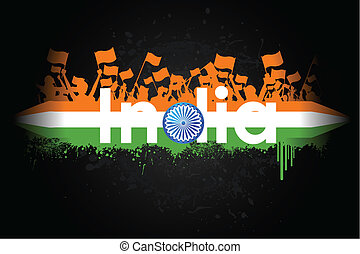 indiano, patriottismo