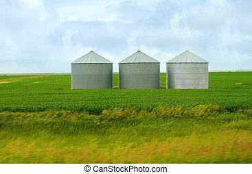 industria, agricoltura