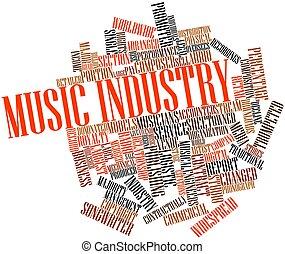 industria, musica
