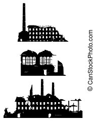 industriale, rovine