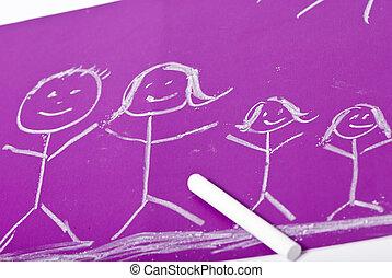 infanzia, disegno