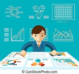 informazioni, analisi
