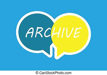 informazioni, concetto, parola, affari, archive., testo, collezione, scrittura, dischi, documenti, storico, fornire