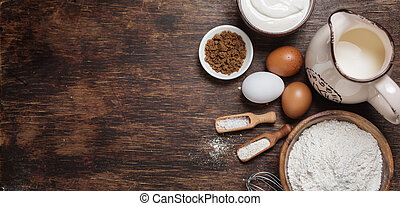 ingredienti, cottura