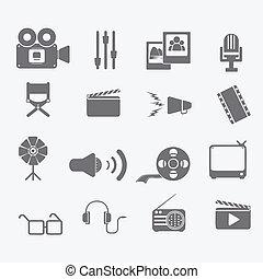 insieme movie, icone