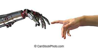 intelligenza, nascita, artificiale