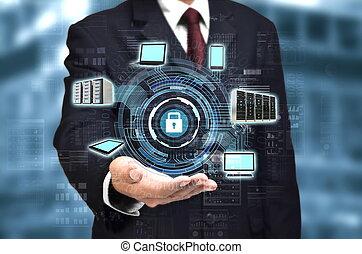 internet, sicurezza rete
