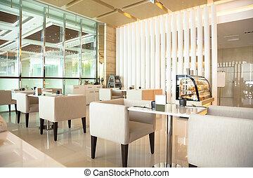 interno, caffè, ristorante