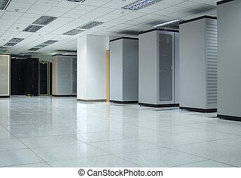 interno, datacenter