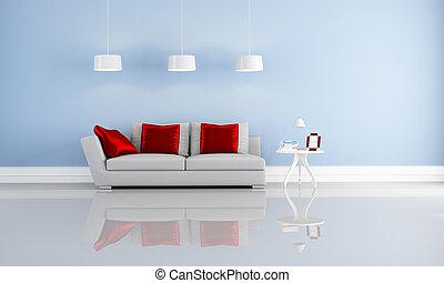 interno, elegante, moderno