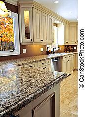 interno, moderno, cucina