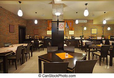 interno, ristorante