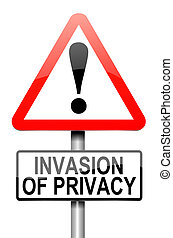 invasione, warning., intimità