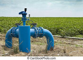 irrigazione, sistemi