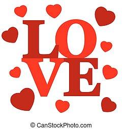 iscrizione, love.