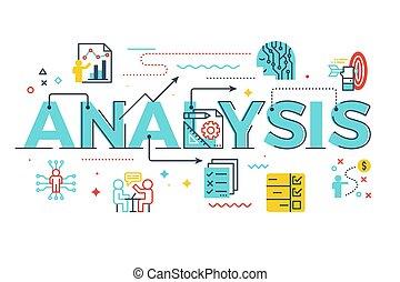 iscrizione, parola, analisi, illustrazione