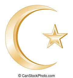 islam, simbolo