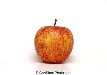 isolato, mela