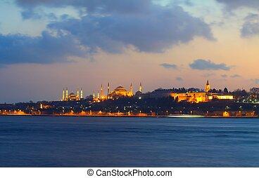 istanbul, popolare, locali