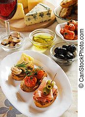 italiano cibo
