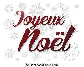 joyeux, noel