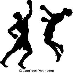 knockout, punzone