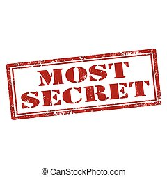 la maggior parte, secret-stamp