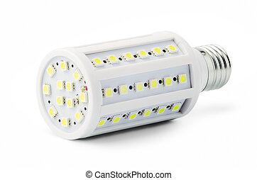 lampada, condotto