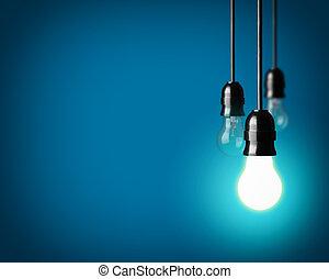 lampadine, luce