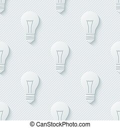 lampadine, modello