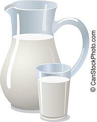 latte brocca