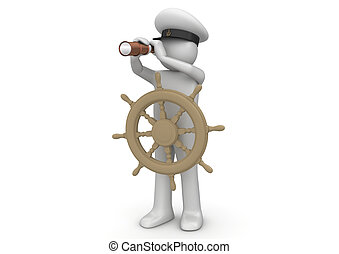 lavorante, capitano, -, collezione