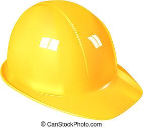 lavoro, cappello
